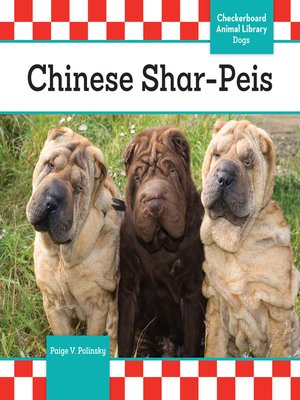 cover image of Chinese Shar-Peis