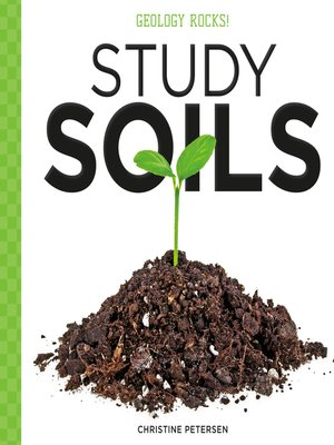 cover image of Study Soils