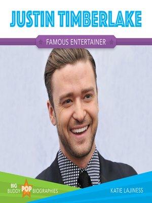 cover image of Justin Timberlake
