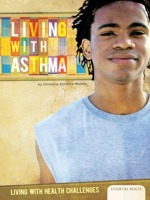 cover image of Living with Asthma