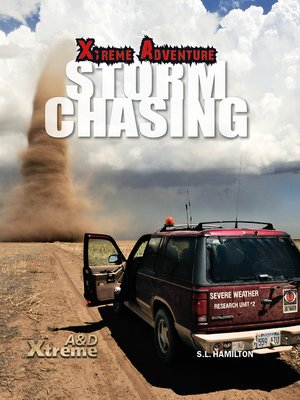 cover image of Storm Chasing