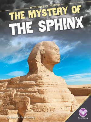 cover image of Mystery of the Sphinx