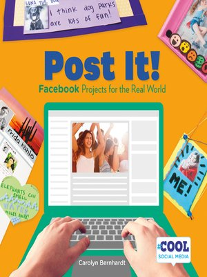 cover image of Post It!: Facebook Projects for the Real World