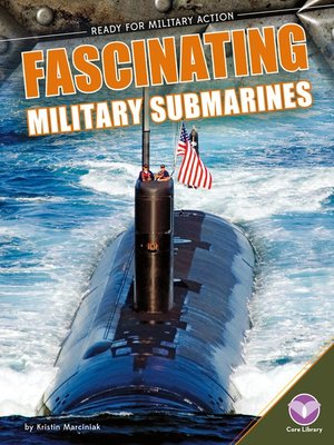 cover image of Fascinating Military Submarines
