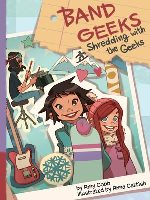 cover image of Shredding with the Geeks