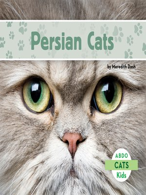 cover image of Persian Cats