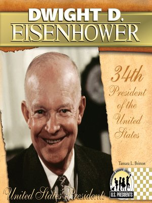 cover image of Dwight D. Eisenhower