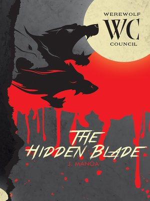 cover image of The Hidden Blade