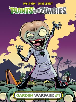 cover image of Plants vs. Zombies: Garden Warfare (2015), Issue 1
