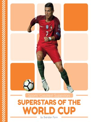 cover image of Superstars of the World Cup