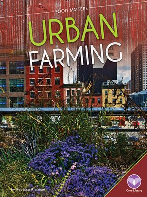 cover image of Urban Farming