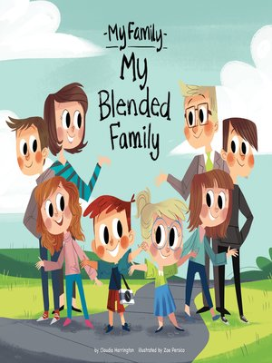 cover image of My Blended Family