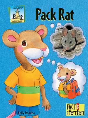 cover image of Pack Rat