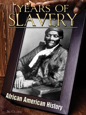 cover image of Years of Slavery