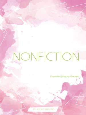 cover image of Nonfiction