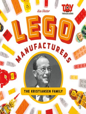 cover image of Lego Manufacturers