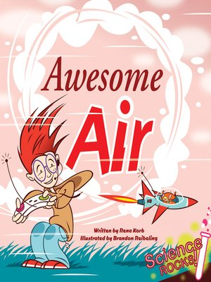 cover image of Awesome Air