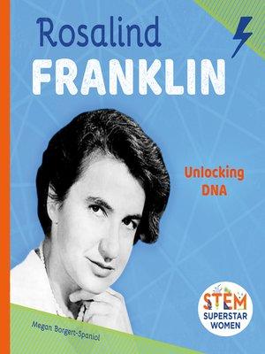 cover image of Rosalind Franklin