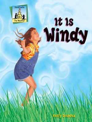cover image of It Is Windy
