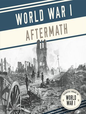 cover image of World War I Aftermath