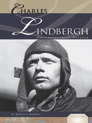 cover image of Charles Lindbergh
