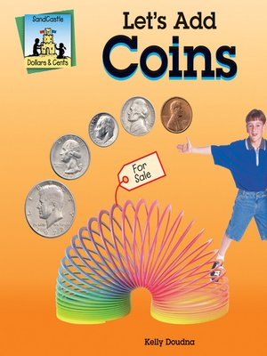 cover image of Let's Add Coins