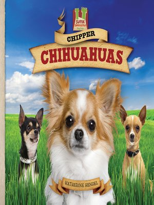 cover image of Chipper Chihuahuas