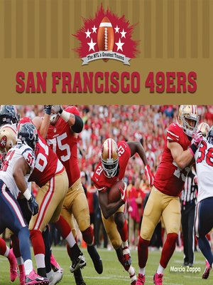 cover image of San Francisco 49ers