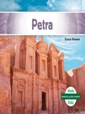 cover image of Petra (Petra)