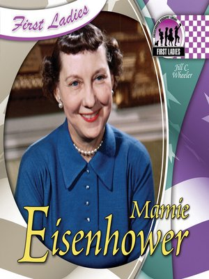 cover image of Mamie Eisenhower