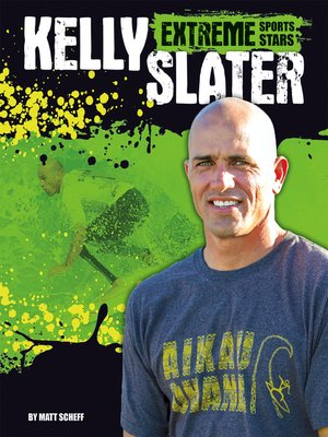 cover image of Kelly Slater
