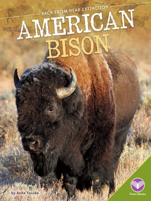 cover image of American Bison