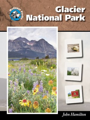 cover image of Glacier National Park