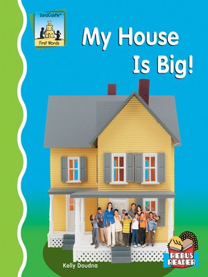 cover image of My House Is Big!