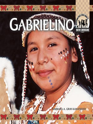 cover image of Gabrielino