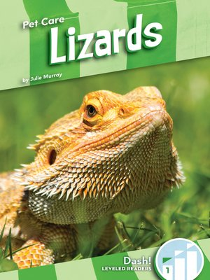 cover image of Lizards