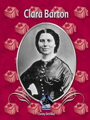 cover image of Clara Barton