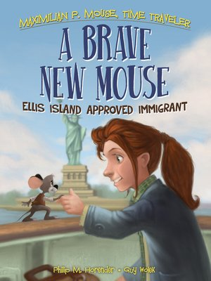 cover image of Brave New Mouse
