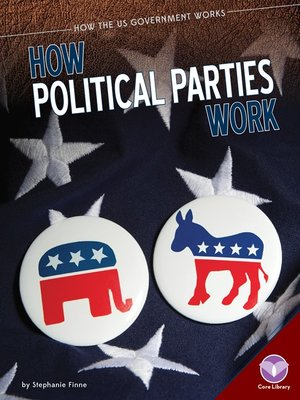cover image of How Political Parties Work