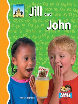 cover image of Jill and John