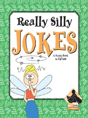 cover image of Really Silly Jokes