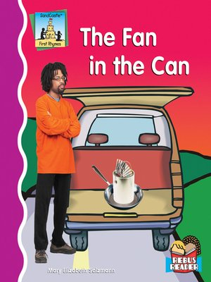 cover image of Fan in the Can