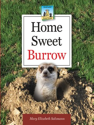 cover image of Home Sweet Burrow