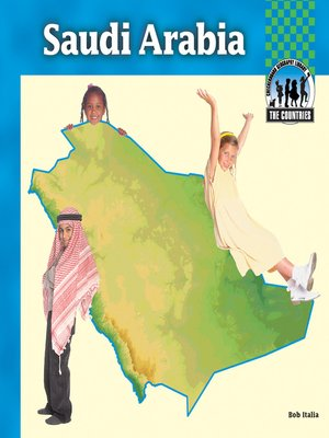 cover image of Saudi Arabia