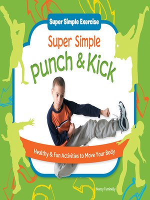 cover image of Super Simple Punch & Kick