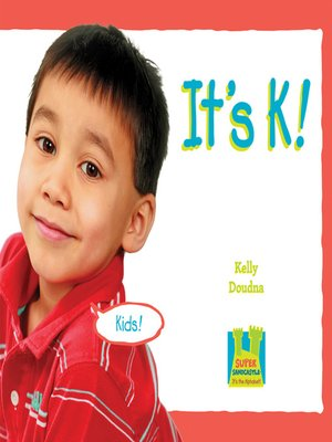 cover image of It's K!