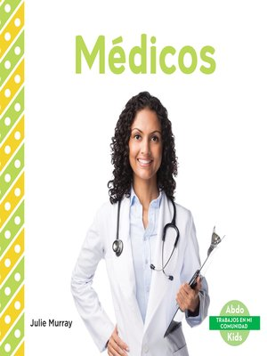 cover image of Médicos (Doctors)