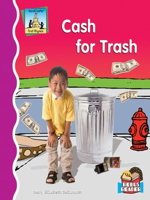 cover image of Cash for Trash