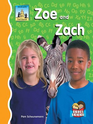 cover image of Zoe and Zach