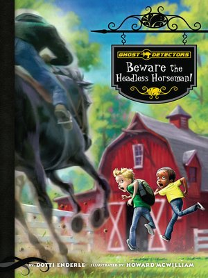 cover image of Beware the Headless Horseman!